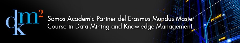 Erasmus Mundus Master Course in Data Mining and Knowledge Management